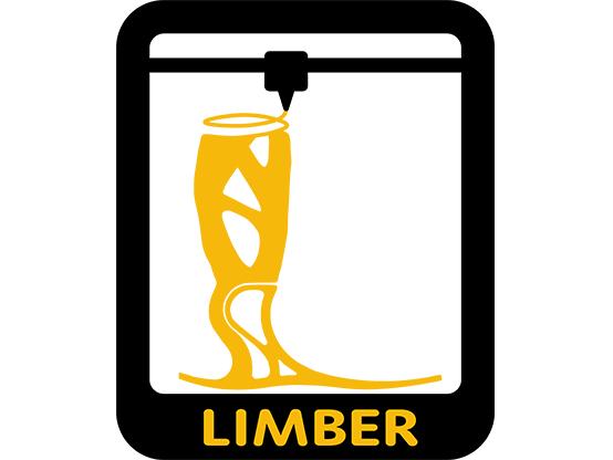 LIMBER Unibody Prosthetic Leg