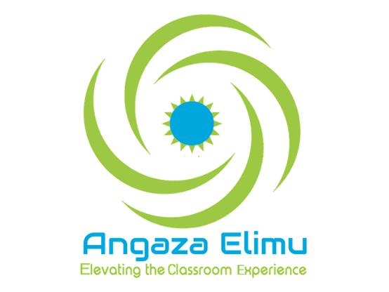 Angaza Elimu: Elevating the Classroom Experience